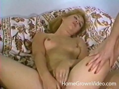 Retro lesbian dildo sex with hairy cunt girls videos