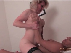 Matures have strapon lesbian anal sex movies at lingerie-mania.com