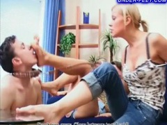 Two ladies want their sexy feet licked movies at dailyadult.info