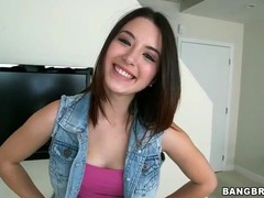 Adorable daisy summers does a striptease movies at find-best-tits.com