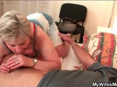Naughty mother in law sucks his cock movies at find-best-pussy.com