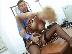 Hard fuck with italian mature movies at freekiloclips.com