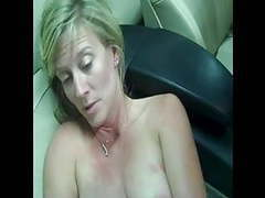 Older slut  is talking dirty (in car) movies at find-best-mature.com