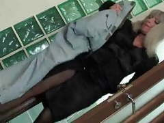 Young man enjoying a horny older woman movies at find-best-videos.com