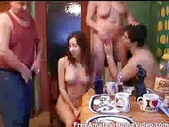 Russian swingers clip