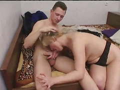 Russian boy fucking a mature lady in fur movies at find-best-mature.com