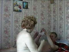 Russian mom boy videos