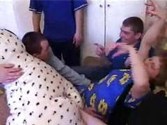 Russian granny with 5 boys movies at find-best-videos.com