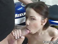 Girl that loves anal get a dick in her tight ass hole tubes