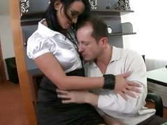 Nice secretary fucked videos