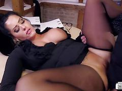 Bums buero - busty german secretary fucks at her office movies