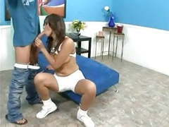 Sporty latina creampie movies at freekilomovies.com