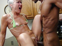 Camel toe kitchen - milf gets facial movies at find-best-hardcore.com