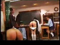 Classroom strap and cane discipline movies at find-best-mature.com