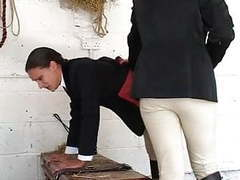 Spanking in jodhpurs 1 movies at freekiloclips.com