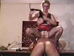 Summer cummings in my fav femdom video: pay up, scum! movies at freekiloclips.com