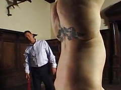 Tough love - chubby blonde gets punished movies at find-best-mature.com