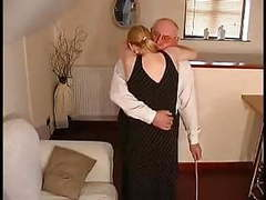 She get's a caning movies at freekiloclips.com