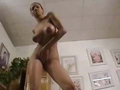 Ebony strip videos