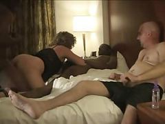 Husband enjoys watching amateur cuckold wife swing - part 2 movies