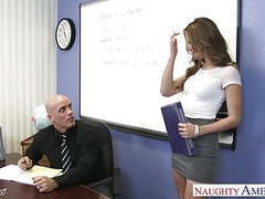 Slim geek jillian janson fucking videos