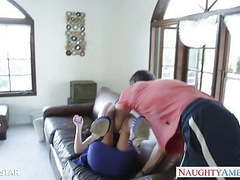Splendid brunette luna star gets fucked movies