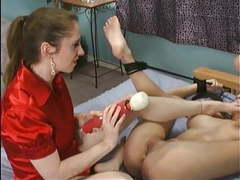 April o'neil pizza delivery girl gets tied up bdsm lezdom videos