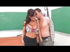 Busty mature teacher seduce her student movies at kilopills.com