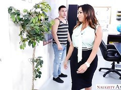 Naughty america - fat ass latina teacher fucks her student! movies at kilopills.com
