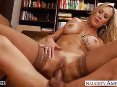 Milf sex teacher brandi love fucking a large dick movies at find-best-pussy.com