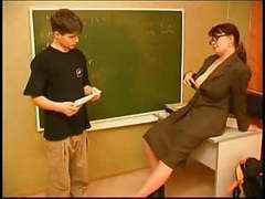 Small guy with a taller teacher movies