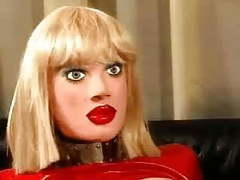 Rubber doll videos