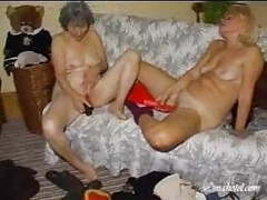 Grannies getting horny videos