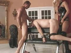 Dominate couple using submissive male movies at find-best-videos.com