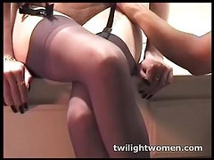 Twilightwomen - lesbian sex slave submits to mistress movies at dailyadult.info