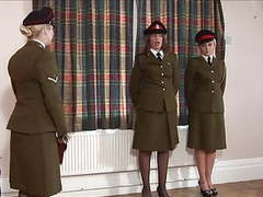 Punished military girl movies at find-best-panties.com