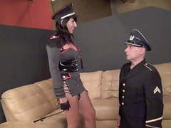 Syren hikari general punishment  face slapping, humiliation tubes