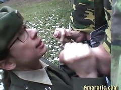 Role play 6: army sex tubes