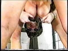 Older german military waoman receives her punishment videos
