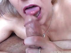 Beautiful beefy old spunker gives an amazing sloppy blowjob videos