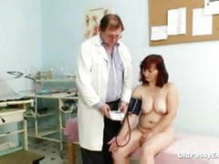 Zita mature woman gyno speculum exam at clinic movies at find-best-videos.com