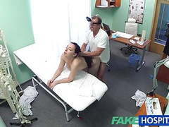 Fakehospital hot babe wants her doctor to suck her tits movies at find-best-videos.com