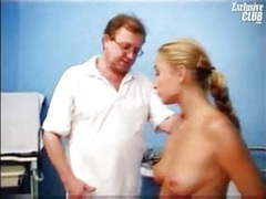 Valerie pussy gaping by old gyno doctor with speculum movies at find-best-lingerie.com