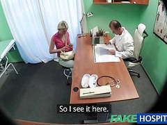 Fakehospital slim babe wants sex with doctor videos