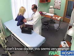Fakehospital skinny blonde takes doctors advice movies at find-best-tits.com