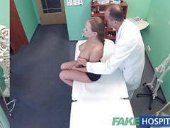 Fakehospital good hard sex with patient after earthquake videos