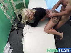 Fakehospital dirty doctor fucks busty porn star videos