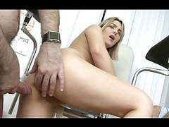 Young blonde fucked by old gino 4 videos