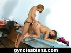 Medical examination and lesbianism videos