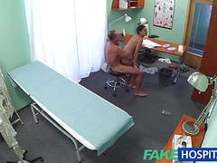 Fakehospital russian chick gives doctor a sexual favour videos